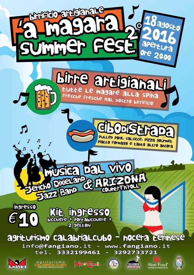 A Magara Summer Fest